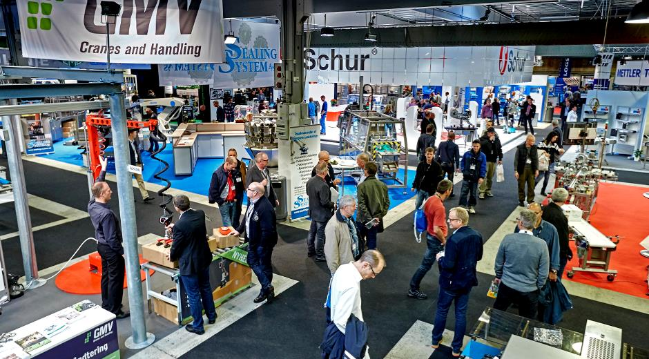FoodTech offers a wealth of exciting new products on 13–15 November 2018 at MCH Messecenter Herning, Denmark. You will find the ScanStar winners in Hall F. Photo: MCH/Tony Brøchner